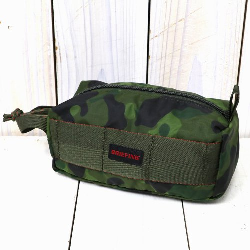 『BOX POUCH S SL』(TROPIC CAMOUFLAGE)