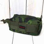 BRIEFING『BOX POUCH S SL』(TROPIC CAMOUFLAGE)