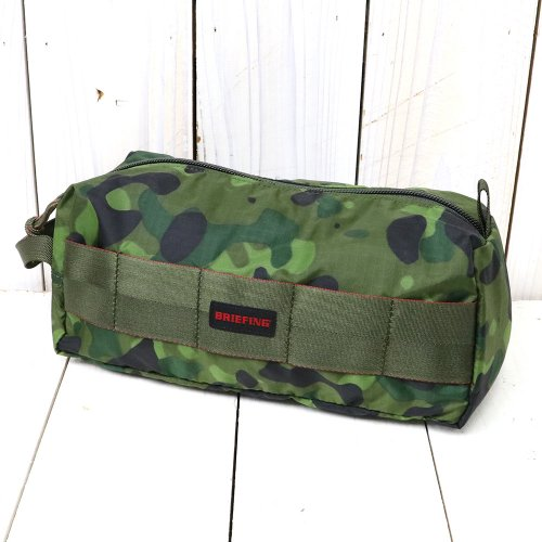 『BOX POUCH M SL』(TROPIC CAMOUFLAGE)