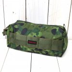 BRIEFING『BOX POUCH M SL』(TROPIC CAMOUFLAGE)