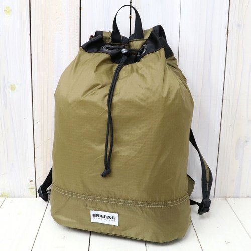 『70D RIPSTOP DRAWSTRING PACK』(COYOTE)