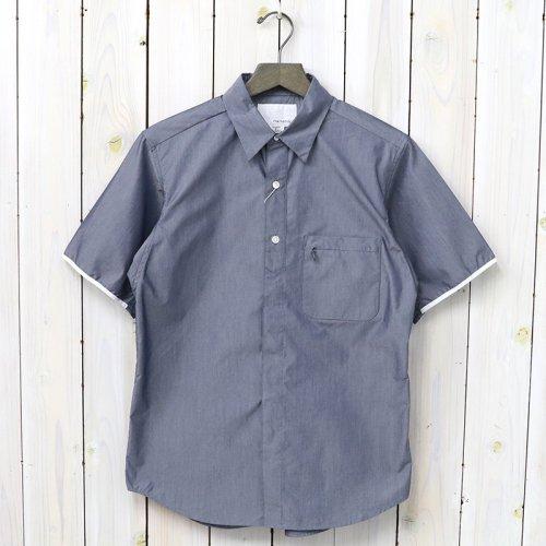 『Wind H/S Shirt』(Navy)