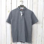 BARBARIAN『8oz HENLY NECK S/S』(OXFORD)