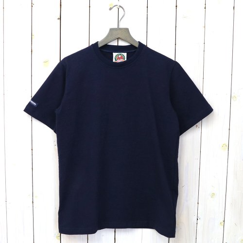 『8oz CREW NECK S/S』(NAVY)