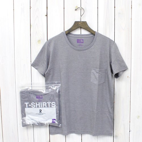 『COOLMAX® Pack Tee』(Mix Gray)