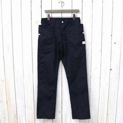 『FALL LEAF PANTS(T/C WEATHER)』(NAVY)