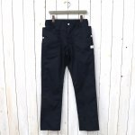 SASSAFRAS『FALL LEAF PANTS(T/C WEATHER)』(NAVY)
