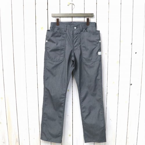 『FALL LEAF PANTS(T/C WEATHER)』(HEATHER GRAY)