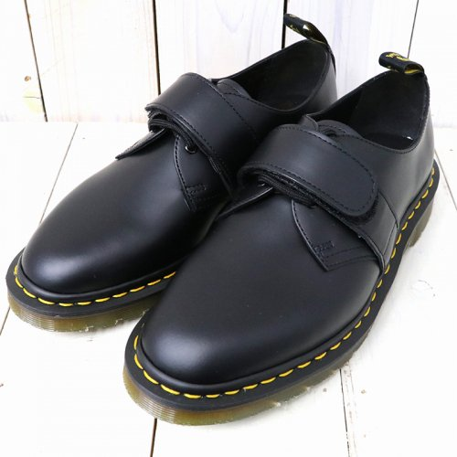 『EG Special-Derby w/Velcro-Classic Smooth Leather』(Black)
