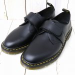 ENGINEERED GARMENTS×Dr.Martens『EG Special-Derby w/Velcro-Classic Smooth Leather』(Black)