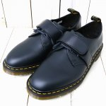 ENGINEERED GARMENTS×Dr.Martens『EG Special-Derby w/Velcro-Classic Smooth Leather』(Navy)