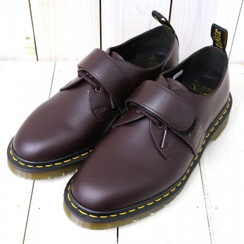 『EG Special-Derby w/Velcro-Classic Smooth Leather』(Burgundy)