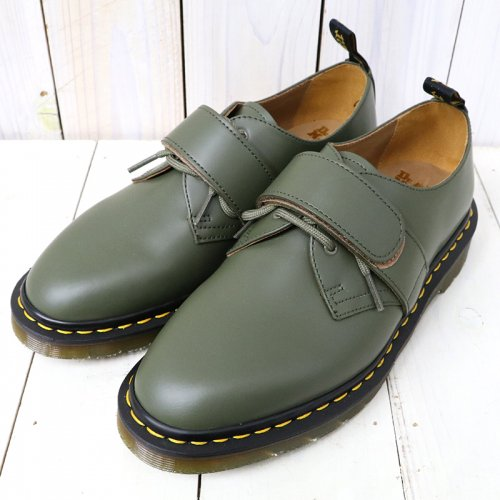 『EG Special-Derby w/Velcro-Classic Smooth Leather』(Olive)