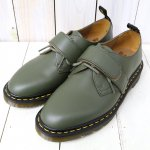 ENGINEERED GARMENTS×Dr.Martens『EG Special-Derby w/Velcro-Classic Smooth Leather』(Olive)