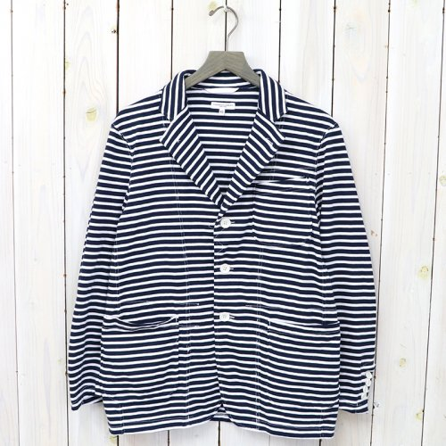 『Knit Blazer-St.Cotton Jersey』