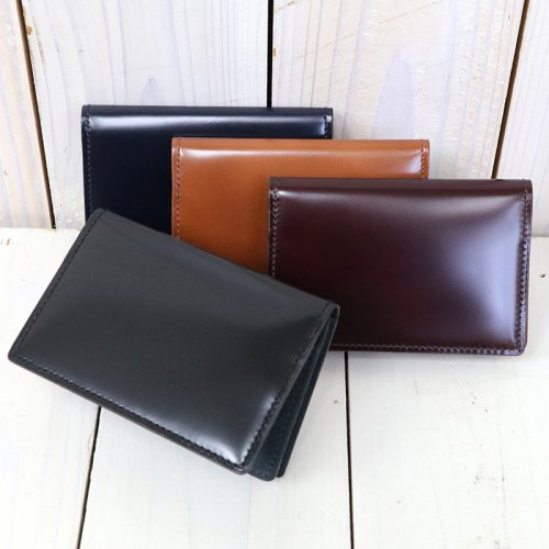 ARTS & CRAFTS『CORDOVAN ACC-CARD CASE』