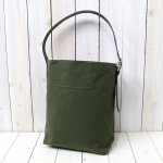 ARTS & CRAFTS『ARMY DUCK- ONE-STRAP SHOULDER M』(OLIVE)