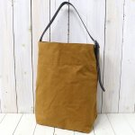 ARTS & CRAFTS『ARMY DUCK- ONE-STRAP SHOULDER L』(CAMEL)