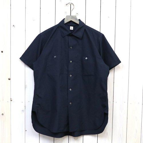 『Work Shirt』(Navy)