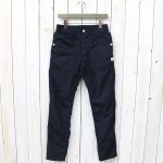 SASSAFRAS『FALL LEAF SPRAYER PANTS(T/C WEATHER)』(NAVY)