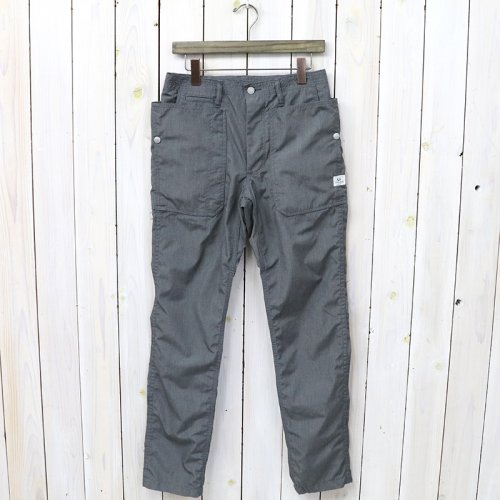 『FALL LEAF SPRAYER PANTS(T/C WEATHER)』(HEATHER GRAY)