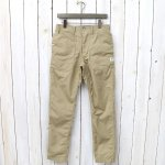 SASSAFRAS『FALL LEAF SPRAYER PANTS(T/C WEATHER)』(BEIGE)
