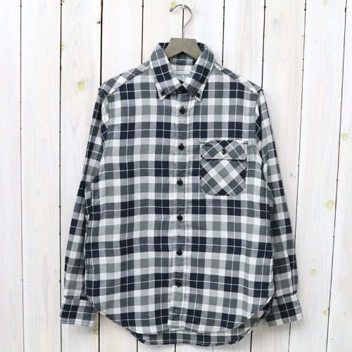 『GREEN THUMB SHIRT-C/L』(BLACK)