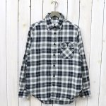 SASSAFRAS『GREEN THUMB SHIRT-C/L』(BLACK)