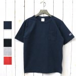 Champion『T1011 POCKET US T-SHIRT-C5-B303』