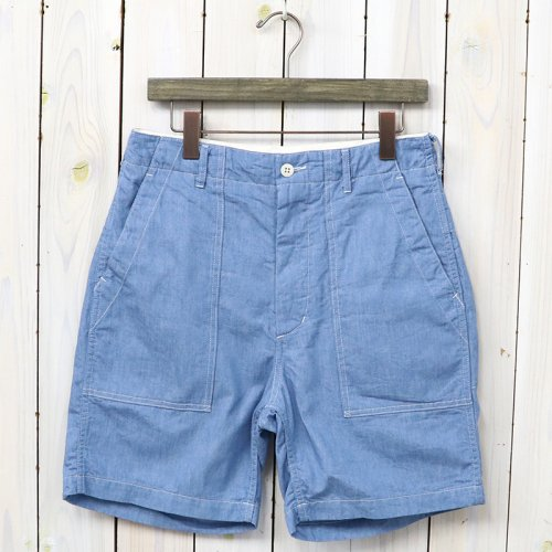 『Fatigue Short-Lt.Weight Denim』