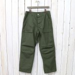 SASSAFRAS『FEEL SUNSHINE PANTS(RIPSTOP)』(OLIVE)