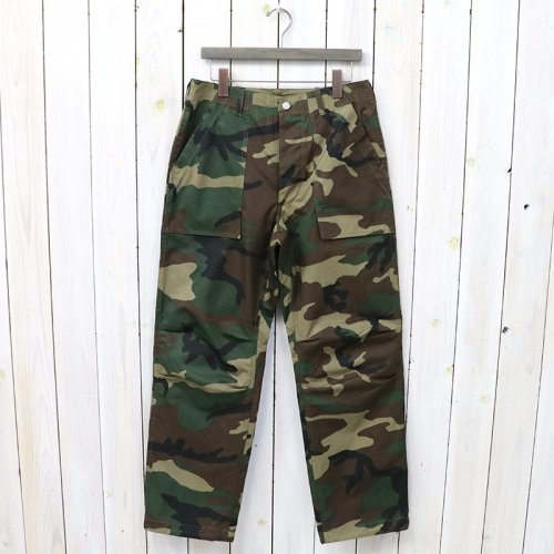 『FEEL SUNSHINE PANTS(WEEDS POPLIN)』(WOODLAND)