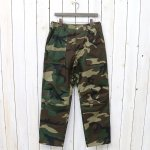 SASSAFRAS『FEEL SUNSHINE PANTS(WEEDS POPLIN)』(WOODLAND)