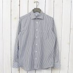 INDIVIDUALIZED SHIRTS『SPREAD SHIRTS-OX STRIPE』(BLACK)