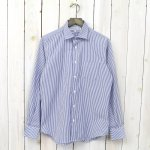 INDIVIDUALIZED SHIRTS『SPREAD SHIRTS-OX STRIPE』(BLUE)