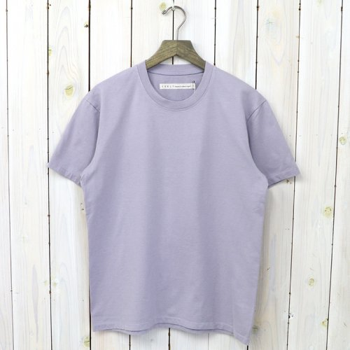 『HELICAL SS TEE』(LAVENDER)