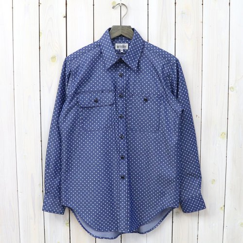 『Utility Shirt-Denim』(Star)