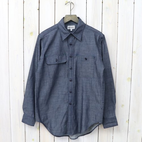 『Utility Shirt-Denim』(Drapper)