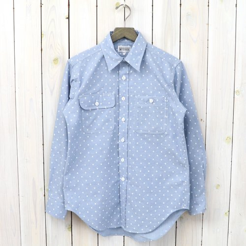 『Utility Shirt-Chambray』(Star)