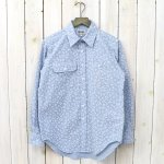 ENGINEERED GARMENTS WORKADAY『Utility Shirt-Chambray』(Floral)