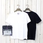 THE NORTH FACE PURPLE LABEL『COOLMAX® Pack Tee』(White×Navy)