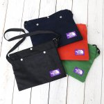 THE NORTH FACE PURPLE LABEL『Suede Shoulder Bag S』