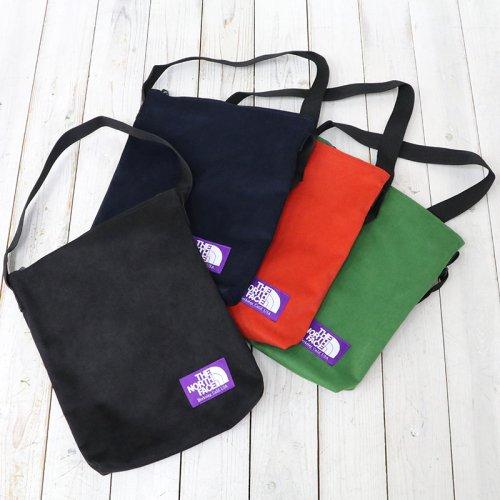 『Suede Shoulder Bag M』