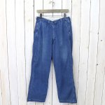 orSlow『WORK TROUSERS』(DENIM USED)