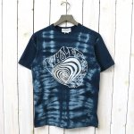 SASSAFRAS『WHOLE GARDEN T』(NAVY)