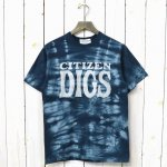 SASSAFRAS『CITIZEN DIGS T』(NAVY)