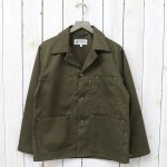 ENGINEERED GARMENTS WORKADAY『Utility Jacket-Bedford Cord』(Olive)