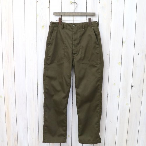 『Fatigue Pant-Bedford Cord』(Olive)