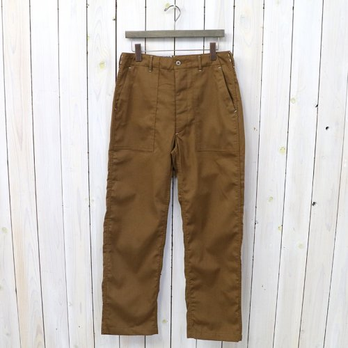 『Fatigue Pant-Bedford Cord』(Tan)
