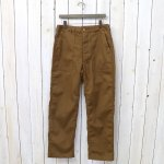 ENGINEERED GARMENTS WORKADAY『Fatigue Pant-Bedford Cord』(Tan)